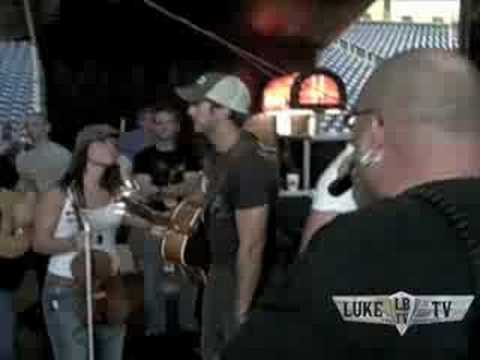 Luke Bryan TV 2008! Poets and Pirates