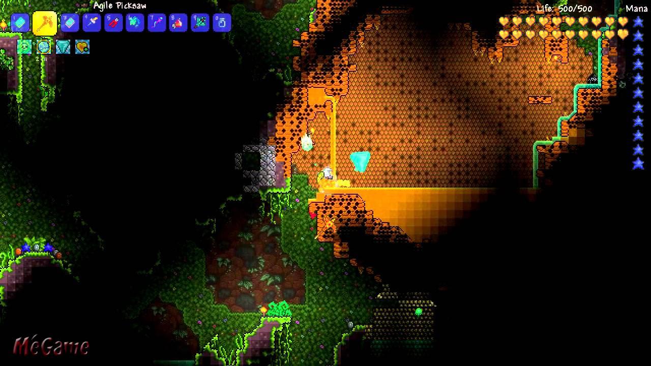 where to find jungle spores