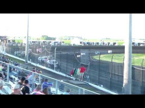 Sport Mod Heat 2 @ Hancock County Speedway 06/20/17