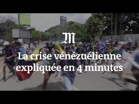 La crise au Venezuela expliquée en 5 minutes
