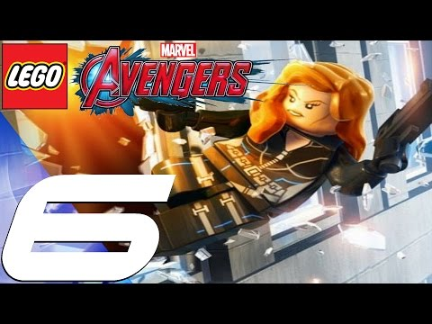 LEGO Marvel Avengers - Walkthrough Part 6 - Avengers Assemble