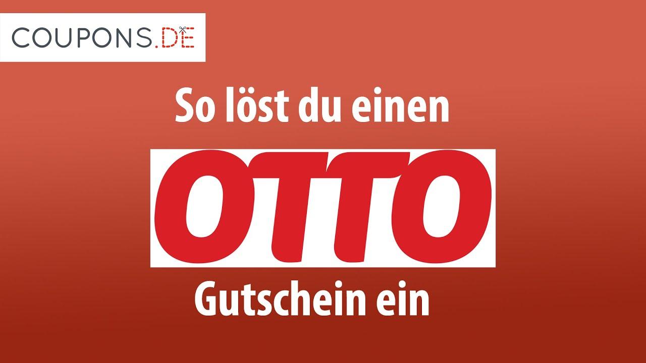 Otto Gutschein Einlösen So Funktionierts Youtube