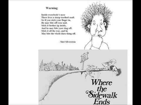 Warning! by Shel Silverstein