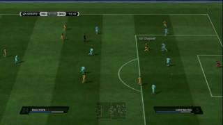 FIFA 11 Skill Tutorials | The Fake Rabona