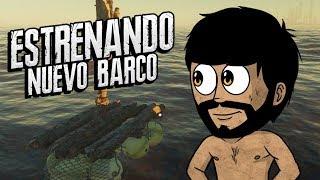 ESTRENANDO NUEVO BARCO ⭐️ Stranded Deep   iTownGamePlay