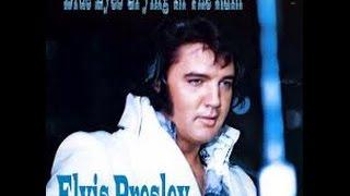 Elvis Presley - Blue Eyes Crying In The Rain - with lyrics