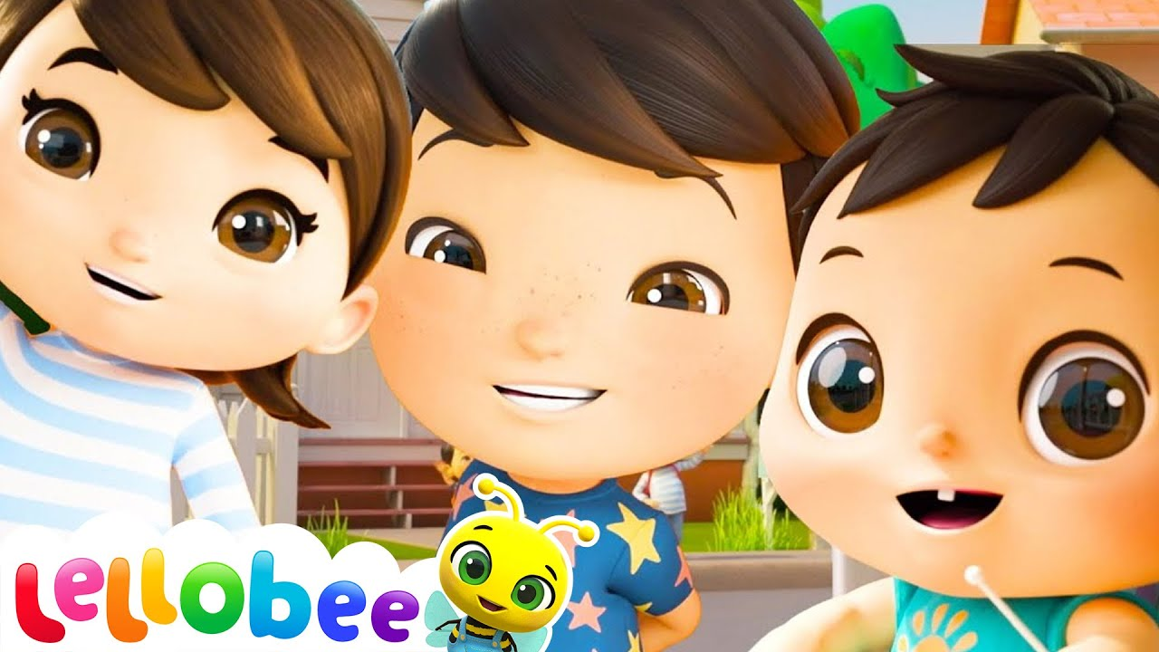 Learn with Little Baby Bum Family | Brand New | Nursery Rhymes | ABCs and 123s | Little Baby Bum