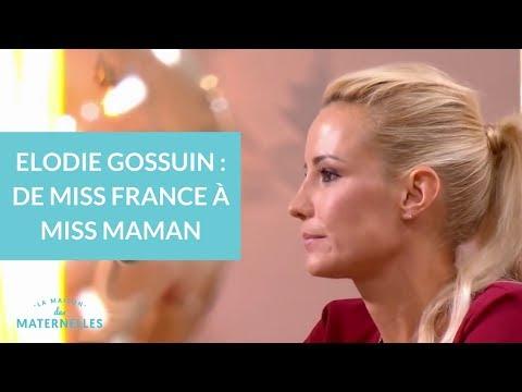 Elodie gossuin de miss france miss maman youtube - Elodie gossuin miss france ...