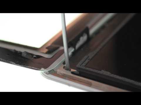 samsung galaxy s4 cracked digitizer on ipad