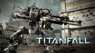 Titanfall — Титан «Страйдер» | ТРЕЙЛЕР