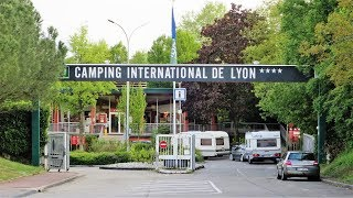 Camping Indigo International de Lyon (May 2017)
