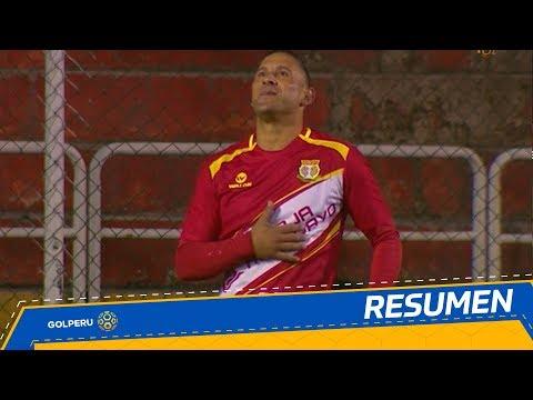 Resumen: Real Garcilaso vs. Sport Huancayo (0-3)