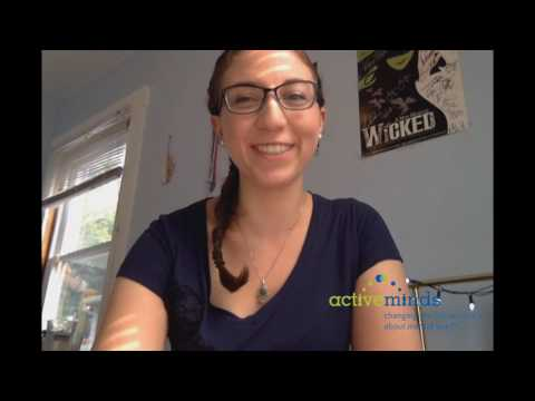 Self Care - Active Minds at Brandeis University