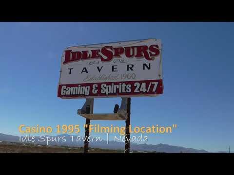 Casino 1995 - Filming Location   Idle Spurs Tavern, Sandy Valley    Robert De Niro, Joe Pesci