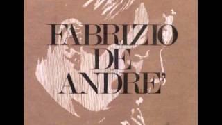 Fabrizio De Andrè - Preghiera in Gennaio