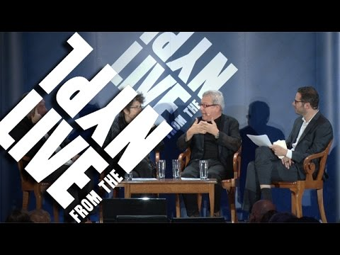 Daniel Libeskind & Elizabeth Diller - Masterplans & Competitions | LIVE from the NYPL