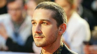 Shia LaBeouf Looks Unrecognizable on Set of His Latest Film