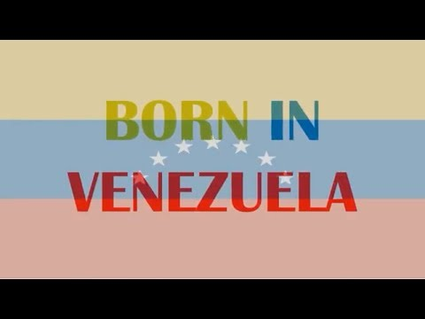 Born In Venezuela (celebrities, athletes, musicians....) - 10 Famous People
