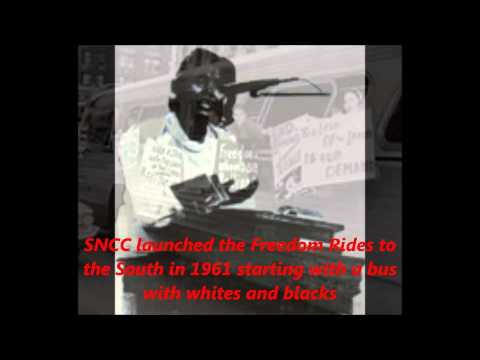 Black Pride and Student Nonviolent Coordinating Committee (SNCC)