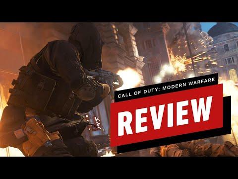 Call Of Duty: Modern Warfare Final Review