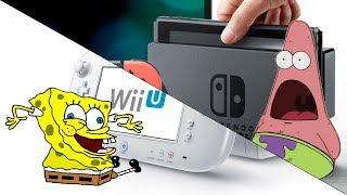Nintendo-Systeme Dargestellt Von SpongeBob DX