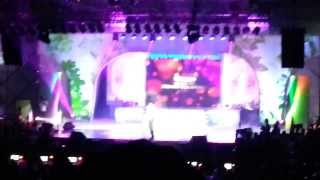 Sam Milby [SG] @ Oroquieta City 2013 Mutya Ng Misamis Occidental