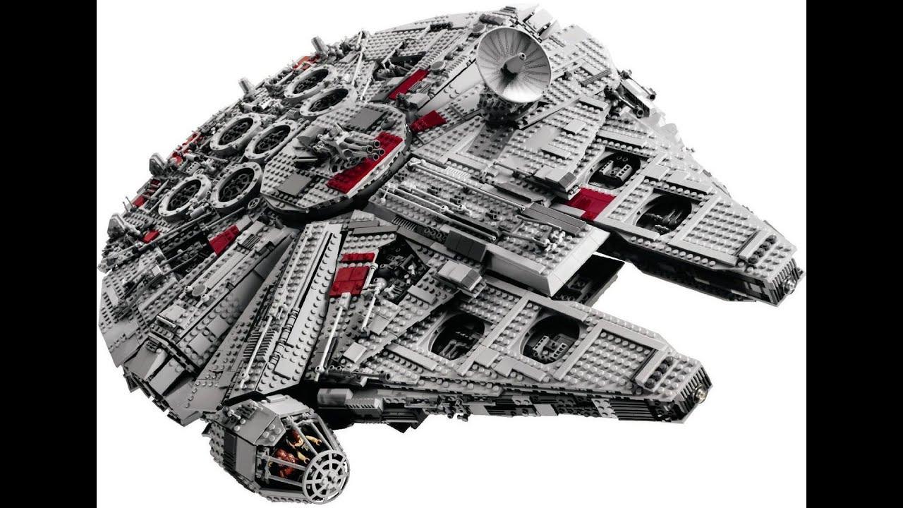 mon vaisseau invent lego star wars imp rial star destroyer moyen youtube. Black Bedroom Furniture Sets. Home Design Ideas