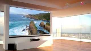 Nuevo Hecto Laser TV de LG