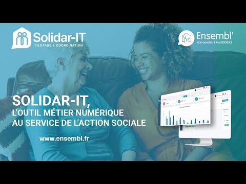 Ensembl' / Solidar-IT au congrès digital 2020 de l'UNCCAS ! Avec le témoignage de ville de Pau.