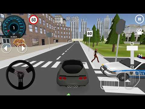 Driving School 3D - Android Game - Full HD Quality