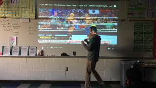 Topic of the Day: John Cena and Wrestling