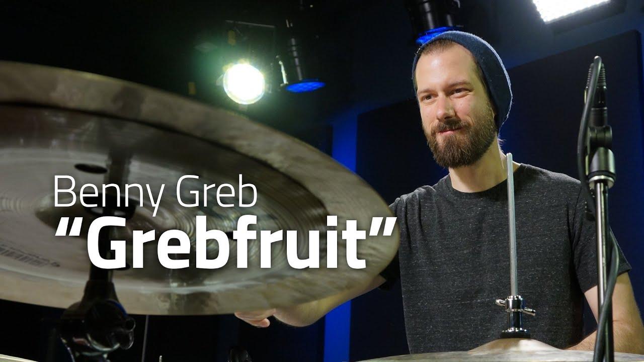 Download Benny Greb - Grebfruit (Drumeo)