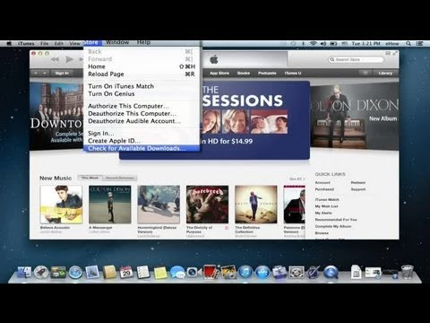 How Can I Re-Download My Deleted Music From Apple iTunes? : Apple Product FAQs