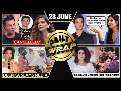 Sushant Singh Rajput Vs Bollywood Nepotism   Bollywood Exposed   Salman Khan   Karan Johar   Kangana from YouTube · Duration:  3 minutes 3 seconds