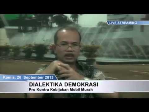 Dialektika Demokrasi Pro dan Kontra Mobil Murah 10) 6