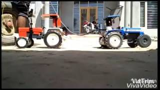 Toy Tractor Tochan mini Tractors