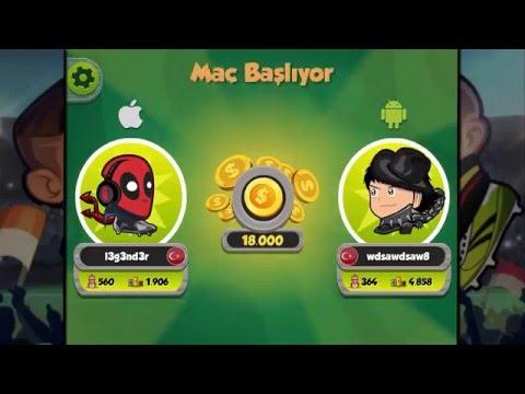 Online Kafa Topu & Gameplay #3 + YENİ İNTRO