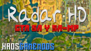 Radar HD | GTA SA & SA-MP