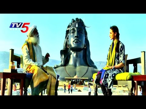 Sadhguru Jaggi Vasudev Exclusive Interview | Adiyogi by Shil