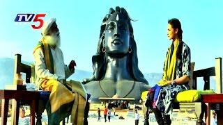 Sadhguru Jaggi Vasudev Exclusive Interview | Adiyogi by Shilpa Reddy | TV5 News thumbnail