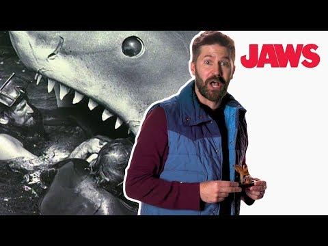Jaws: Behind The Classic Shark Effects   Bonus Feature Spotlight [Blu-ray/DVD]