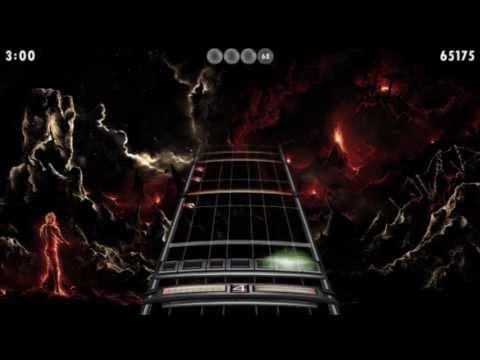 Shepherd Of Fire - Avenged Sevenfold (Real Drums Custom Chart)