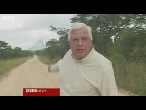 Zimbabwes illegal diamond diggers