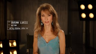 Susan Lucci on Playing Erica Kane on 'All My Children' - The Story of Soaps