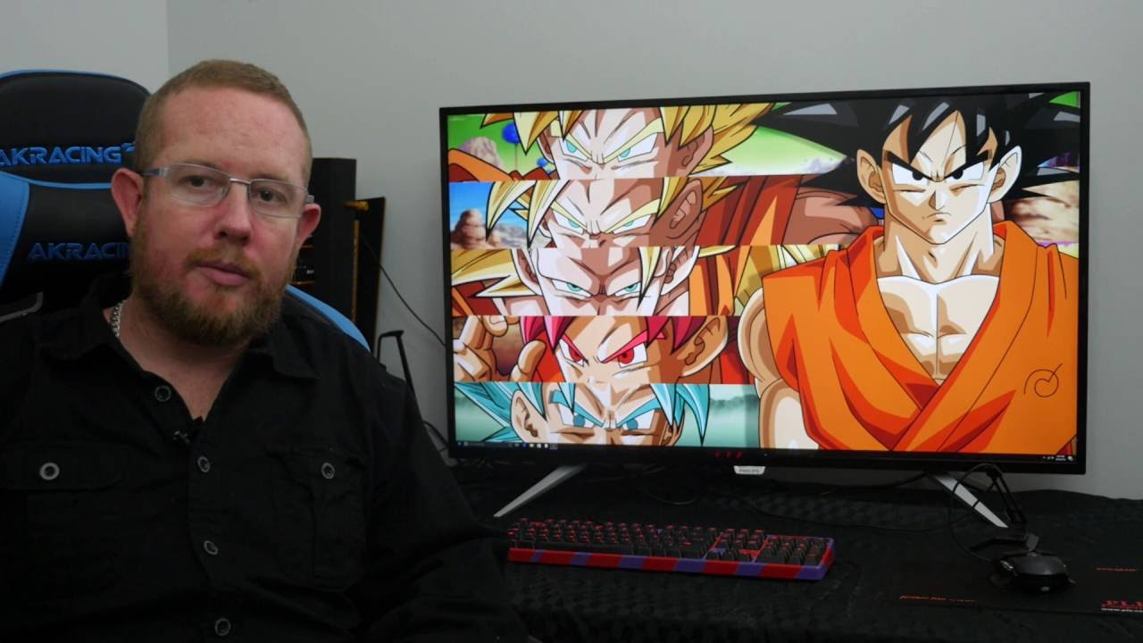Philips BDM4350UC 43inch 4k IPS Monitor Review and ...