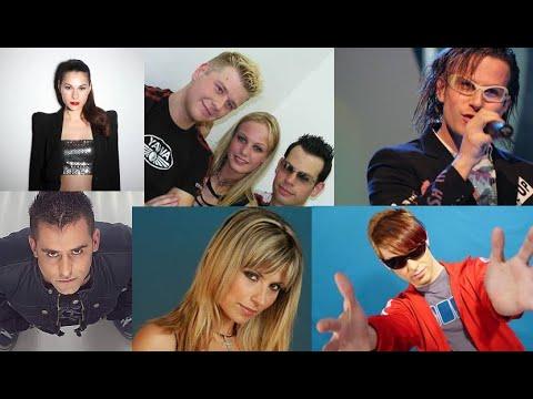 10 HITS - DANCE ANOS 2000