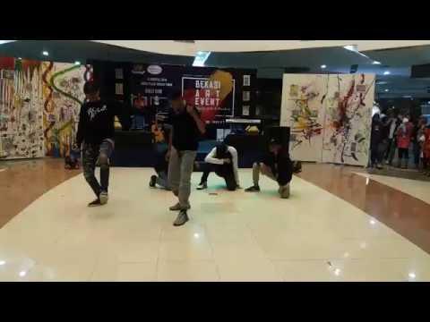 JUMPFREE AT BLU PLAZA | BEKASI ART EVENT