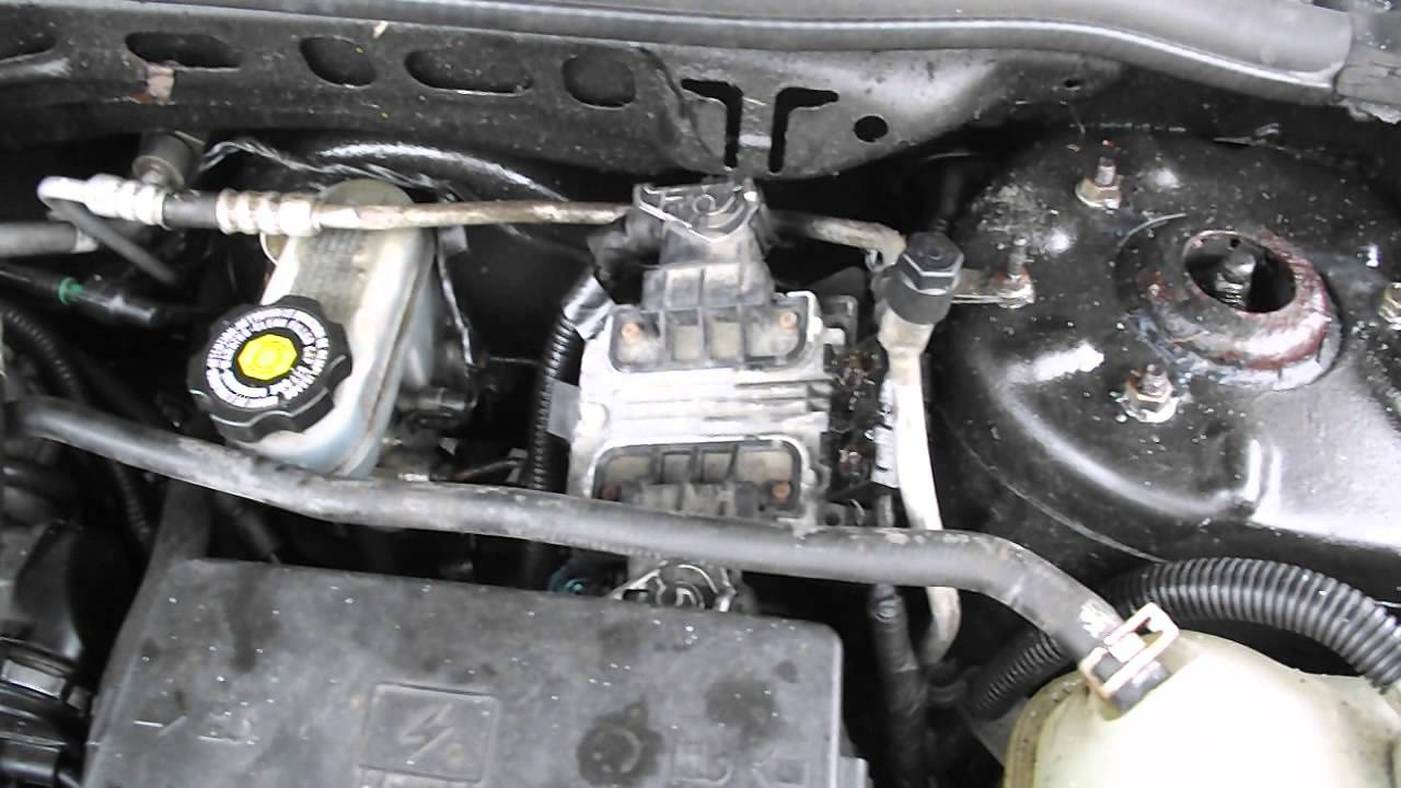 2003 saturn ion engine diagram 70v volume control wiring where to find the tcm module 3 0 litre vue - youtube