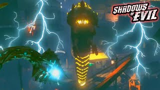 """Black Ops 3 Zombies """"Shadows of Evil"""" Easter Egg Walkthrough Gameplay! (BO3 Zombies)"""