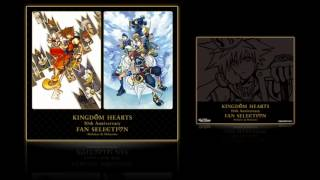 KINGDOM HEARTS 10th Anniversary Fan Selection -Melodies & Memories- | The 13th Reflection (KH2)